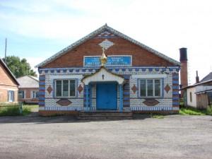 Храм в с. Ягуново